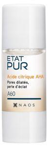 Ácido Cítrico - AHA Ativo Puro - Etat Pur - NAOS